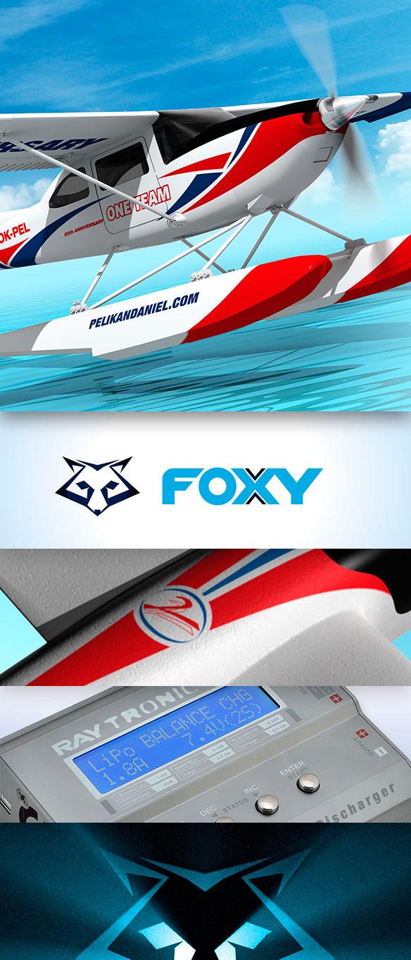 FOXY | RCM Pelikan - Kdesign